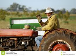tractor man