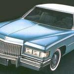 The Powder Blue Caddy