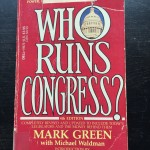 Who Runs Congress